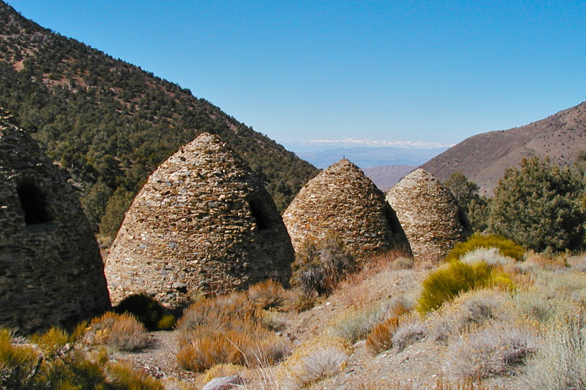 Beehive Charcoal Kilns