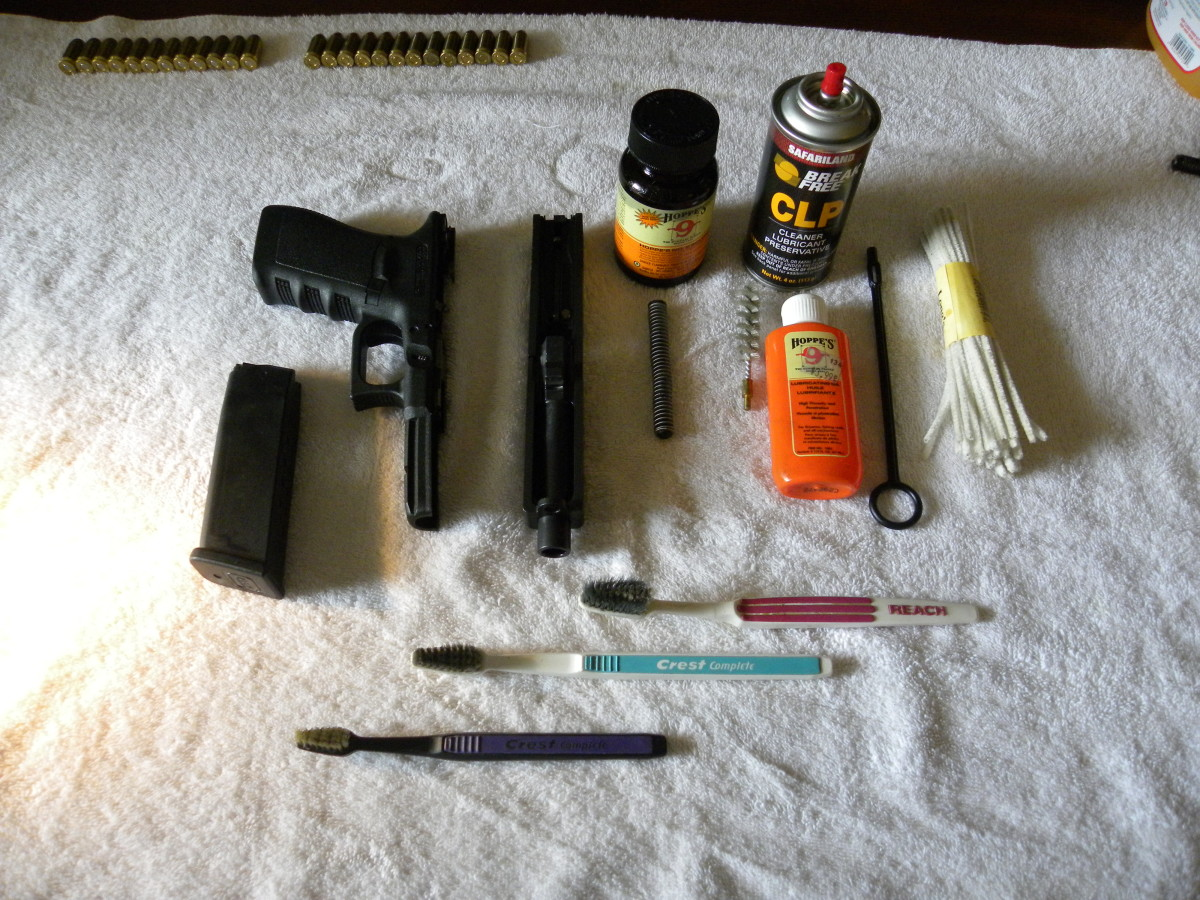 how-to-clean-a-glock