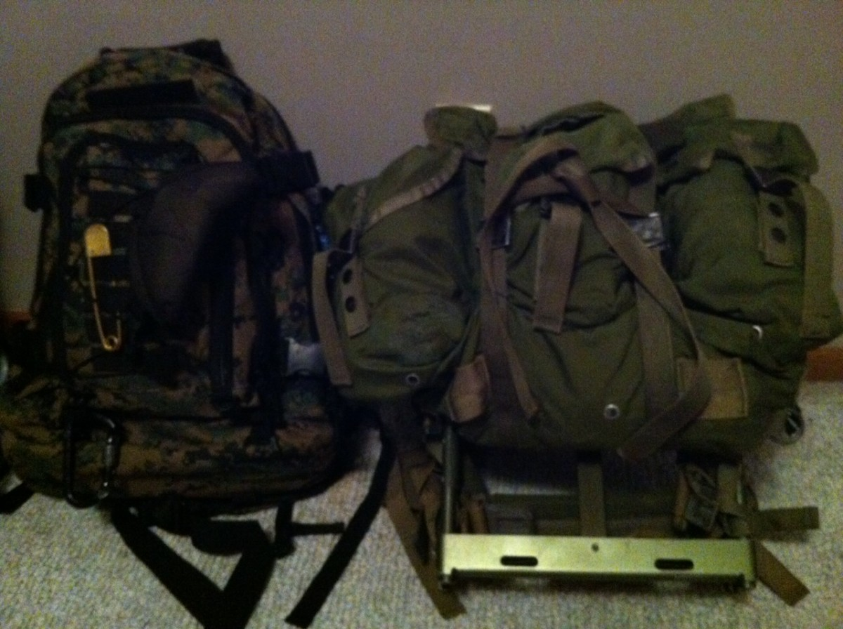 How to Build a Bug Out Bag (72 hour bag)