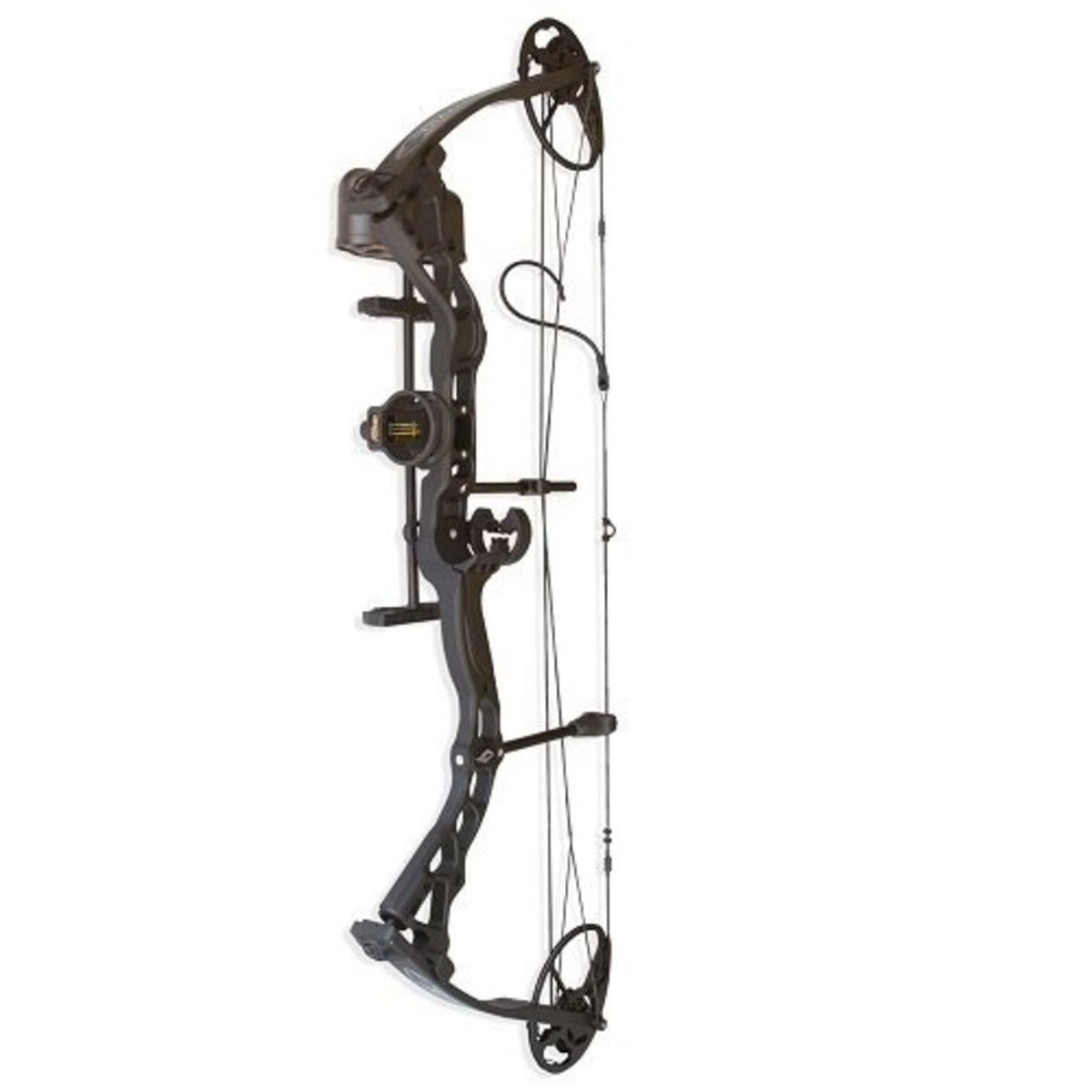 Compound bow with easy adjustment from Diamond.