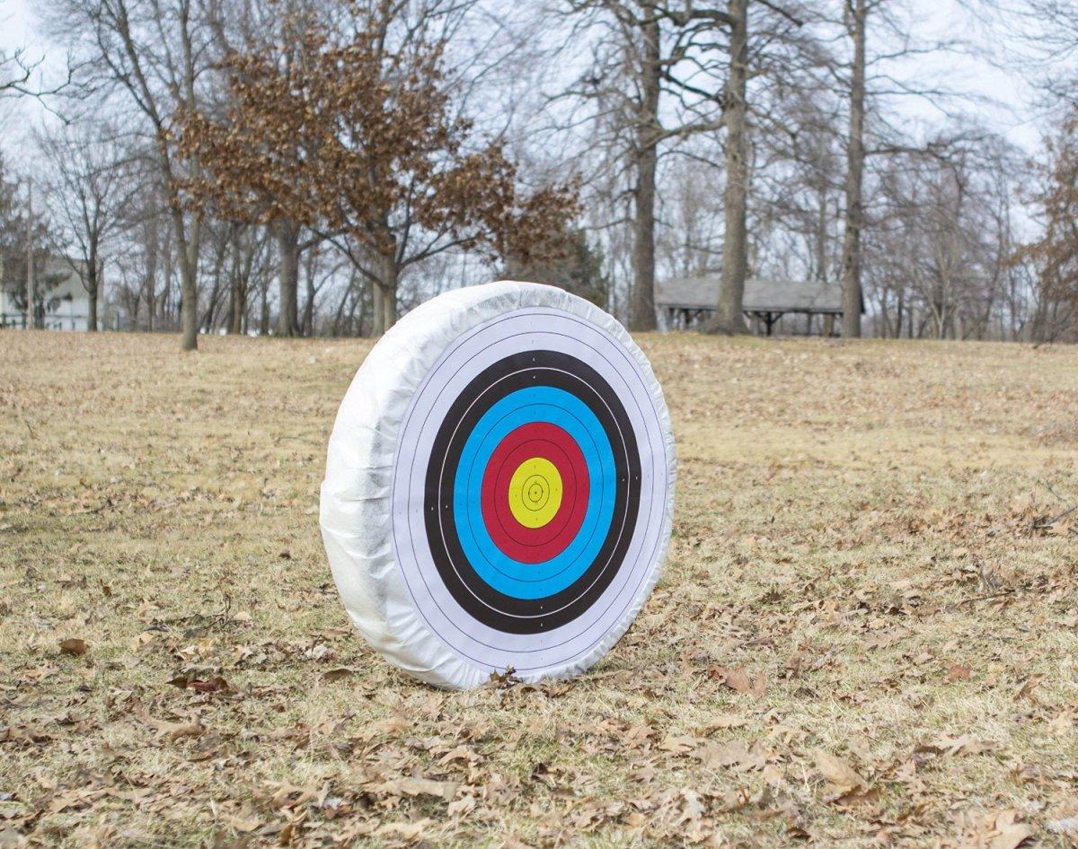Foam target from Bear.