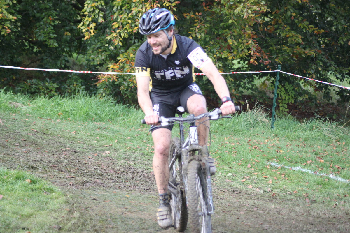 The right tires will help you cut through a muddy cyclocross course on your mountain bike