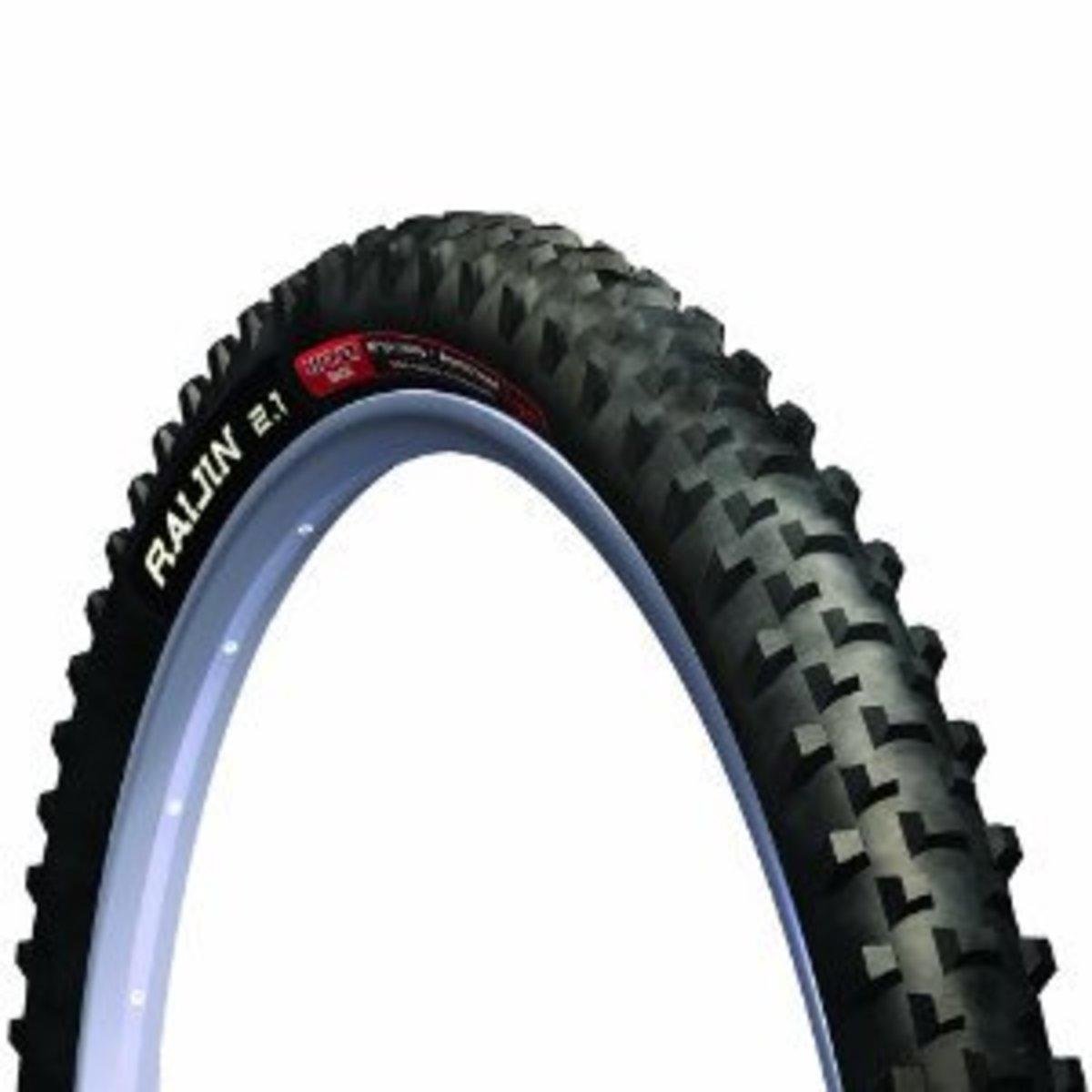 WTB Raijin mountain bike tires for muddy conditions cyclocross racing
