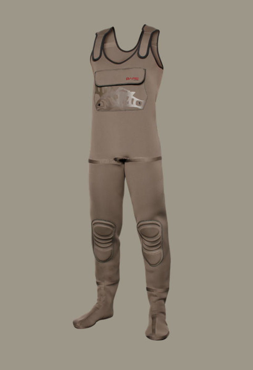 Neoprene Stockingfoot Waders