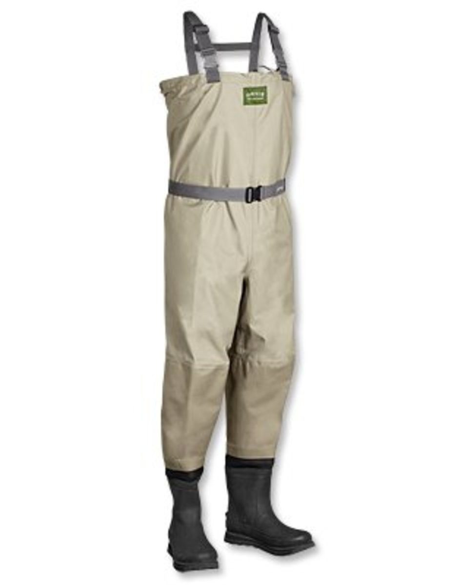 Orvis Breathable Bootfoot Waders