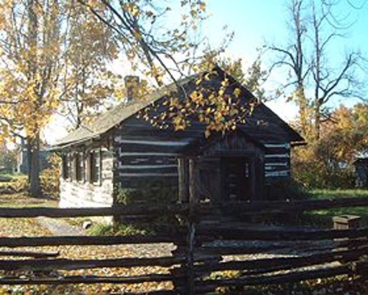 See what it was like to go to school in the 1800s, at Upper Canada Village