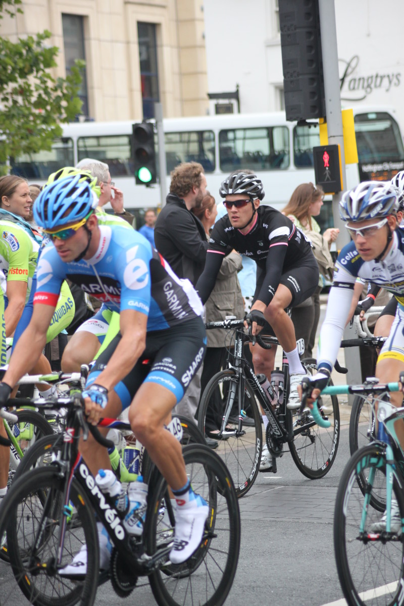 Look deeper into this picture and ask yourself- Do professional cyclists have big thighs?