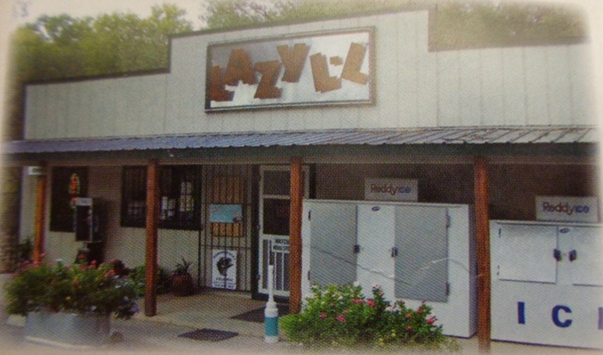 Lazy L&L Campground Store