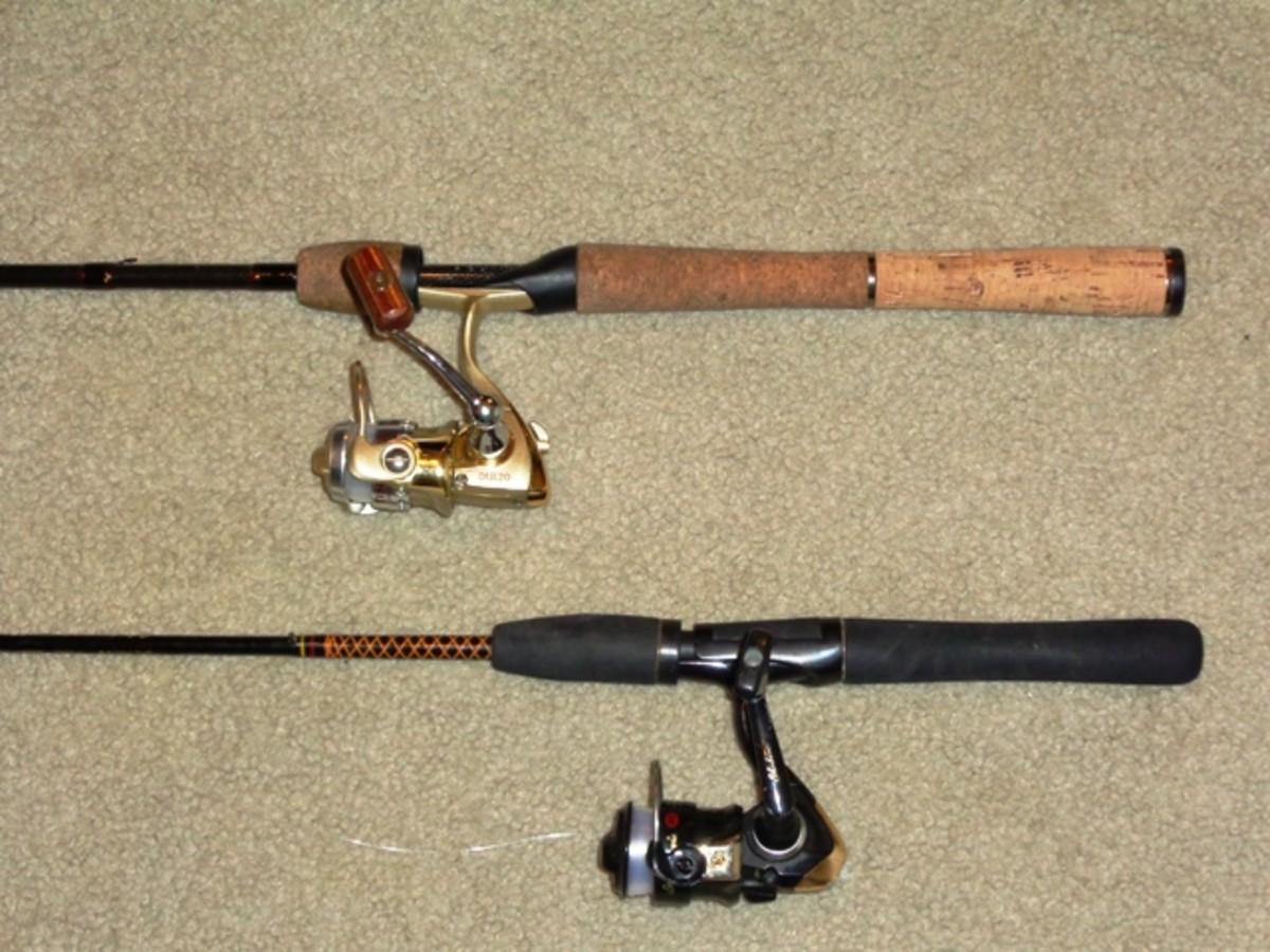 Ultralight Fishing Gear