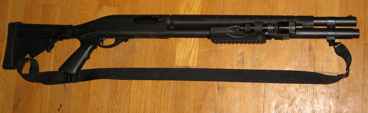 Top 5 Bullpup Shotguns | SkyAboveUs