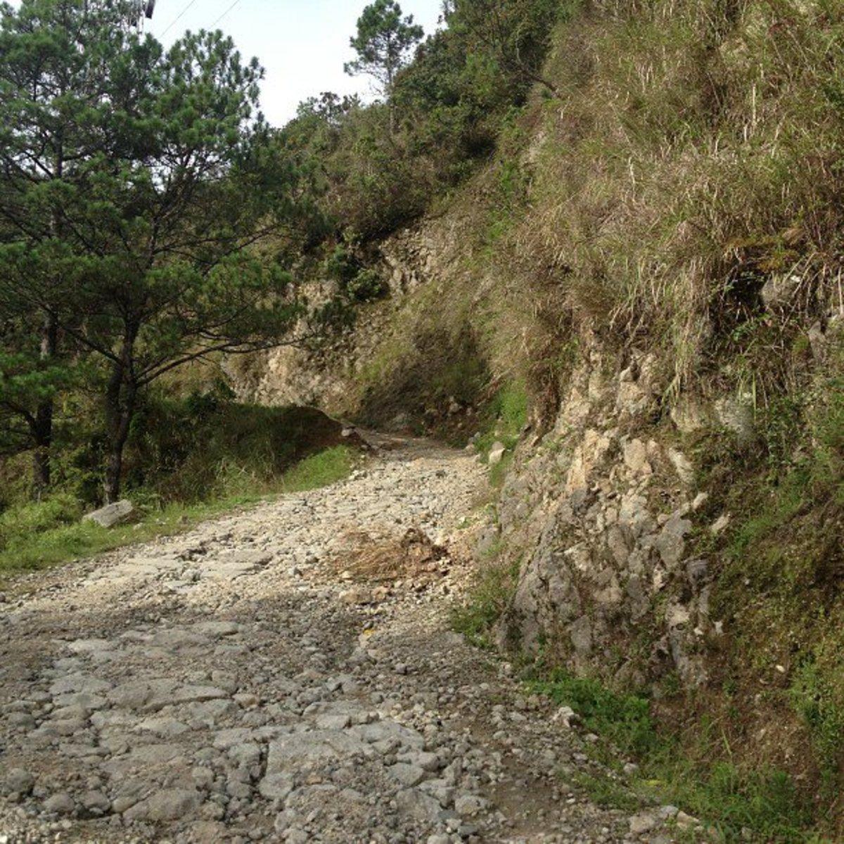 On the climb, 4