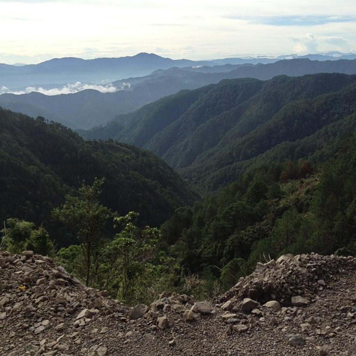 On the climb, 3