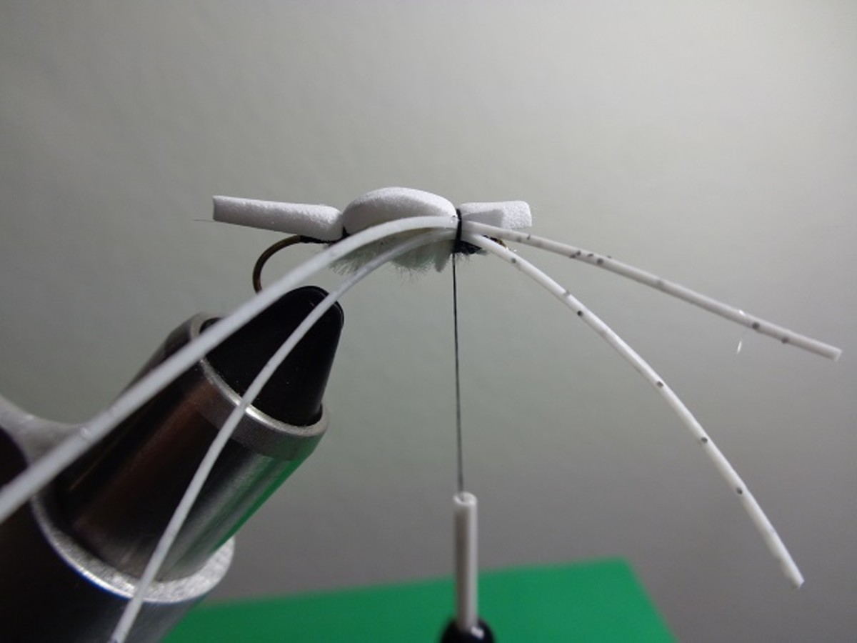 Attaching one set of legs