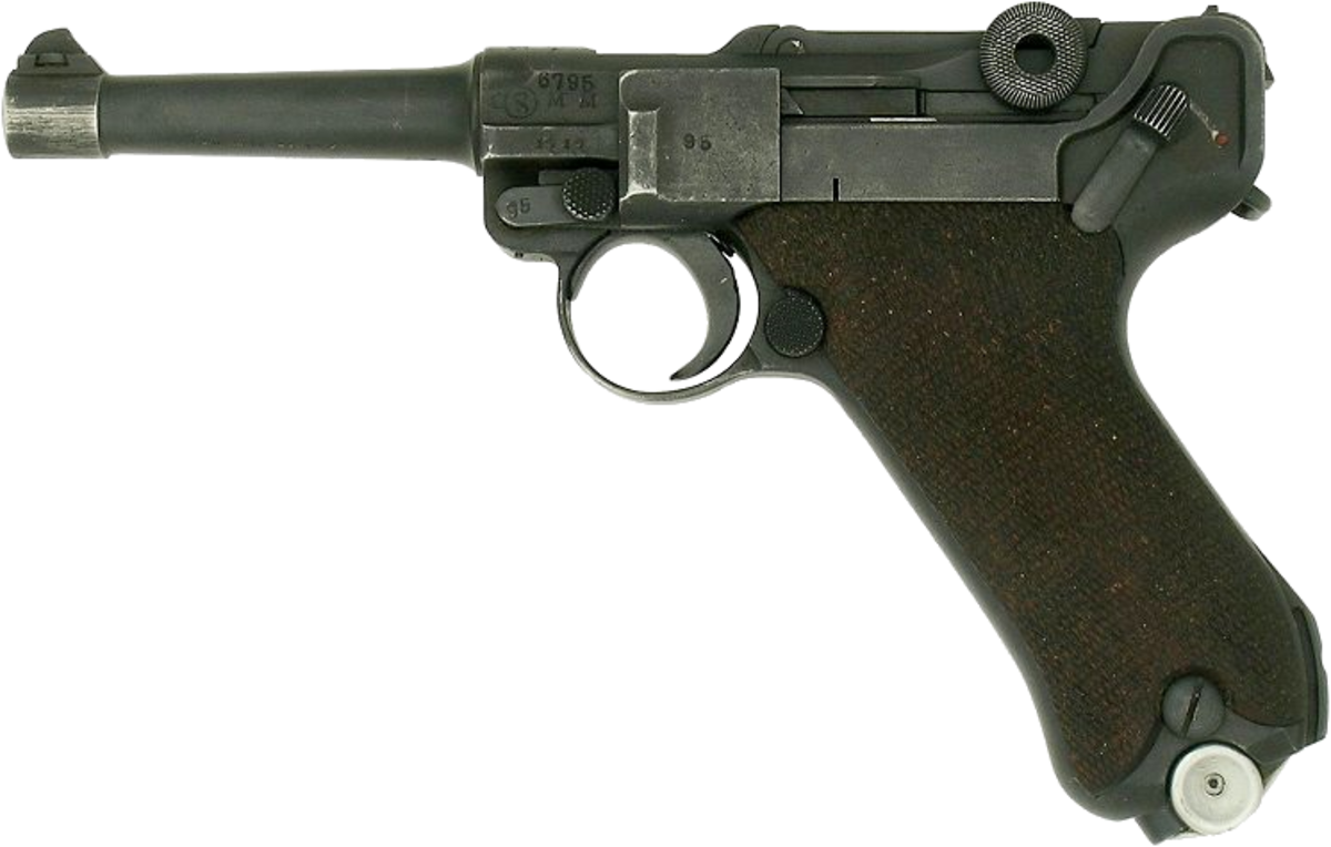 1917 German Navy Luger