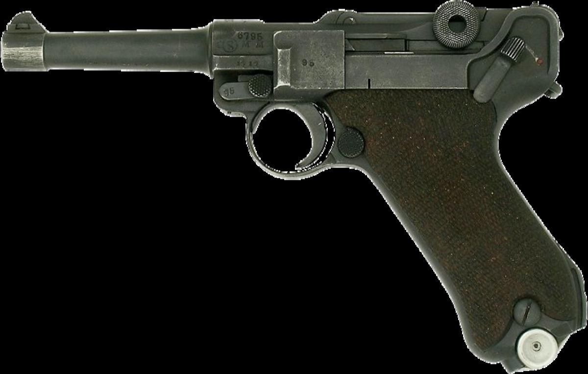 1917 German Navy Luger
