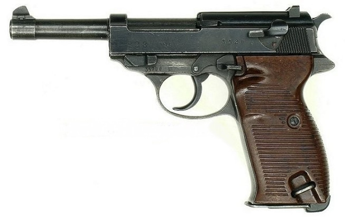 most-iconic-pistols-of-all-time