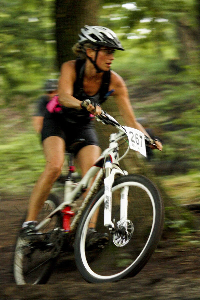Cycling is more about having fun- The health and fitness benefits are often a side effect of the enjoyment even if it won't give you a big butt