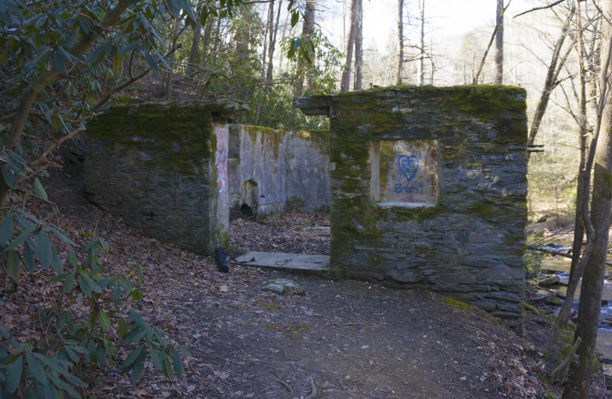 Catawba Falls Wellhouse