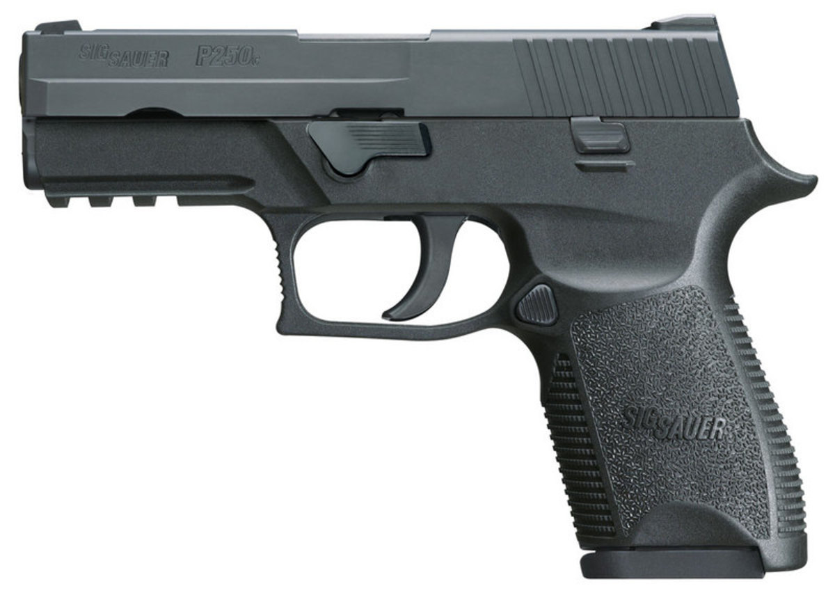 Sig Sauer - P250 .45 Compact