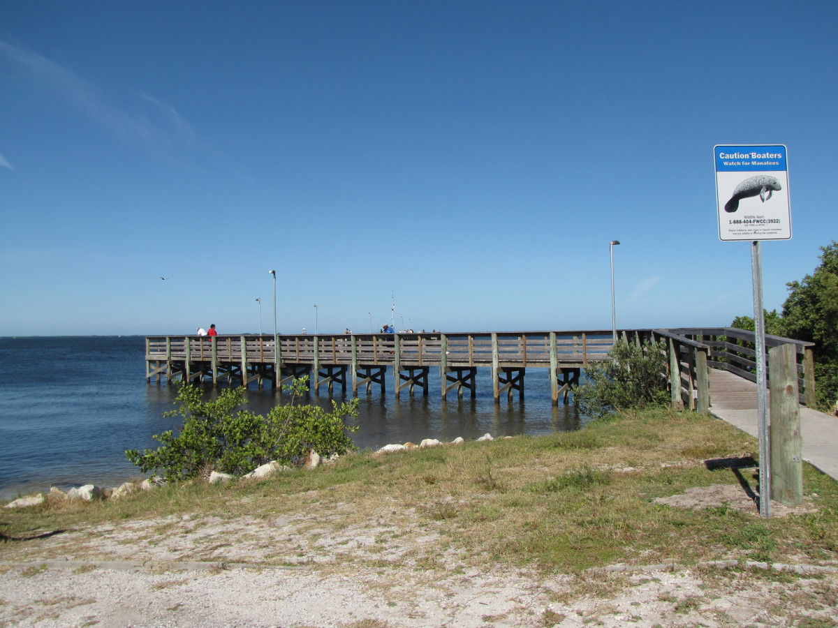 Anclote Gulf Park Pier