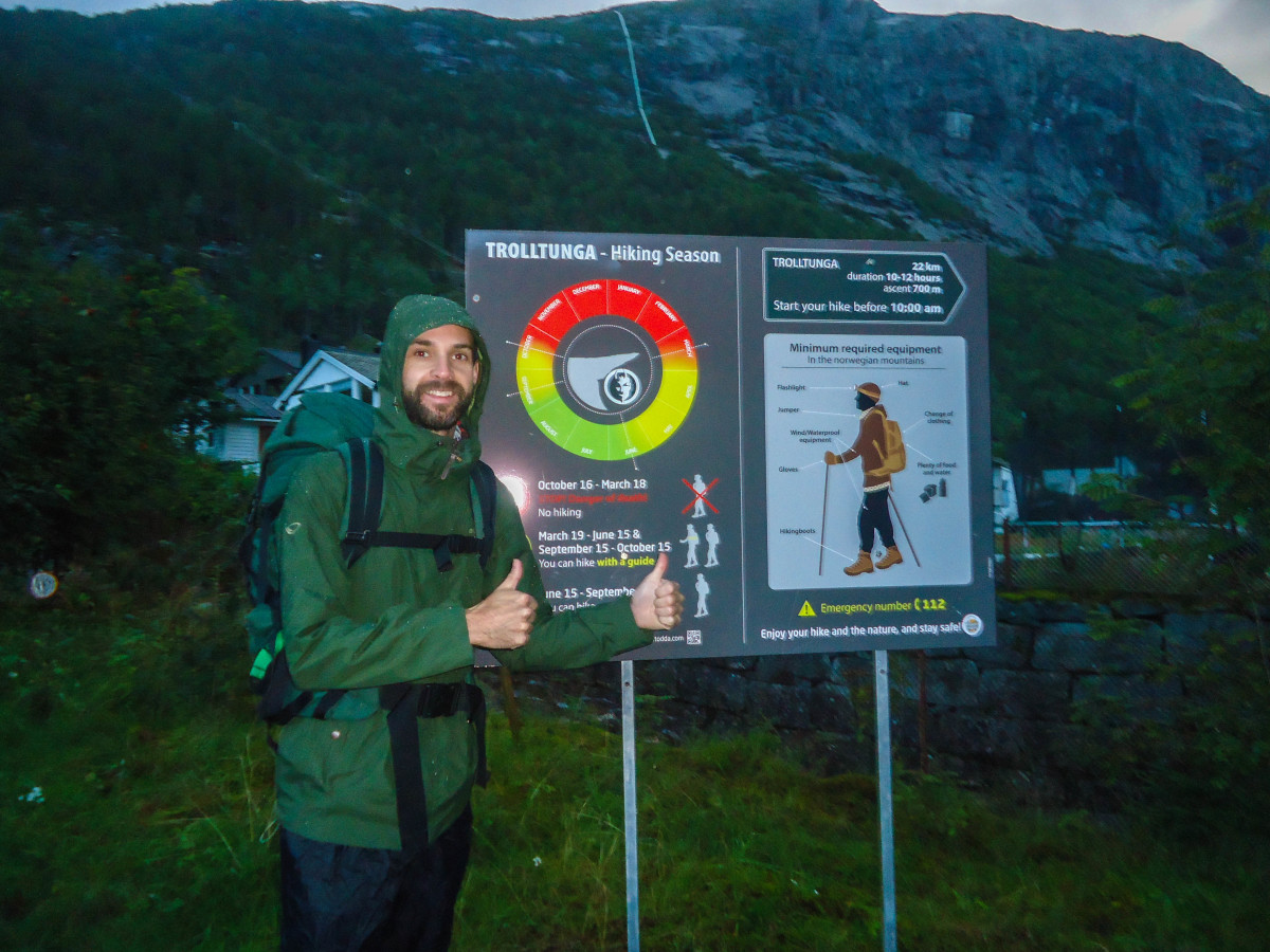 What you need to know about Trolltunga.