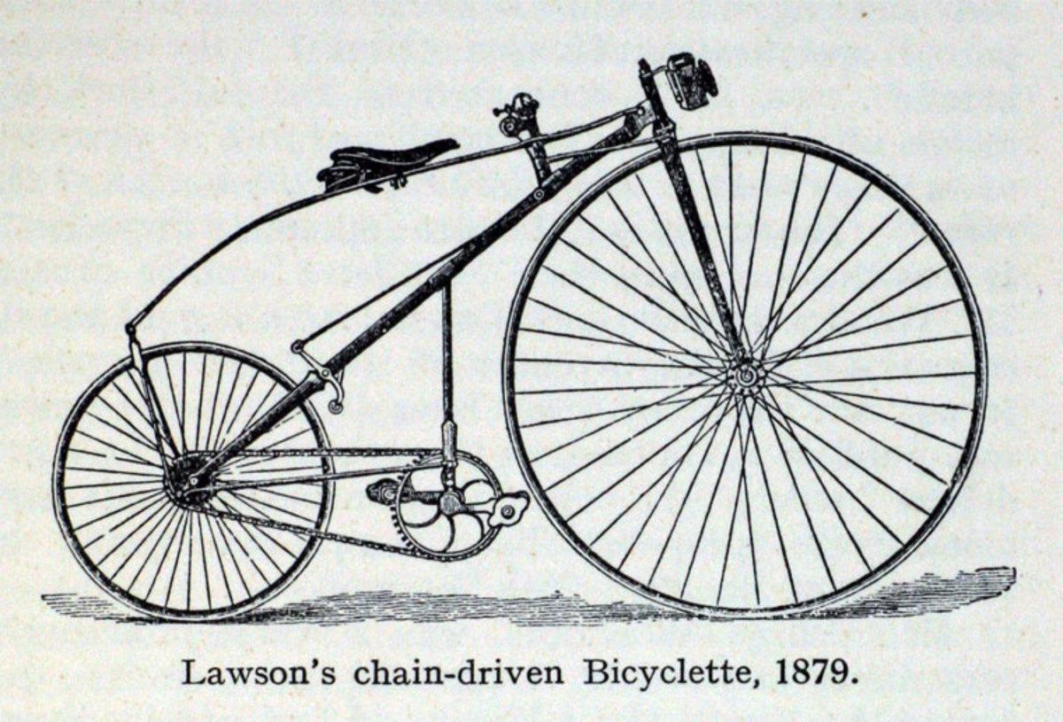 Henry John Lawson's 1879 design