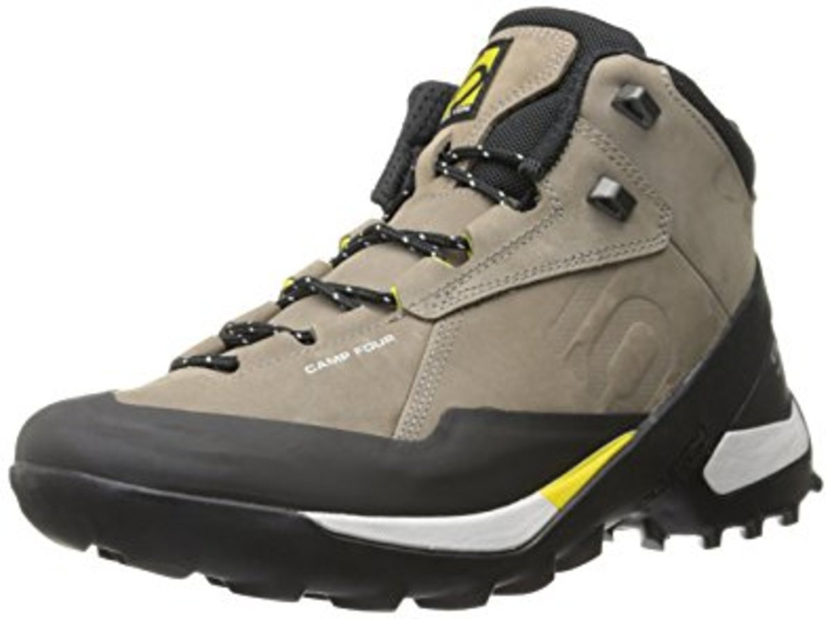 Hiking Boots For Heel Pain Number Three Five Ten Camp Four