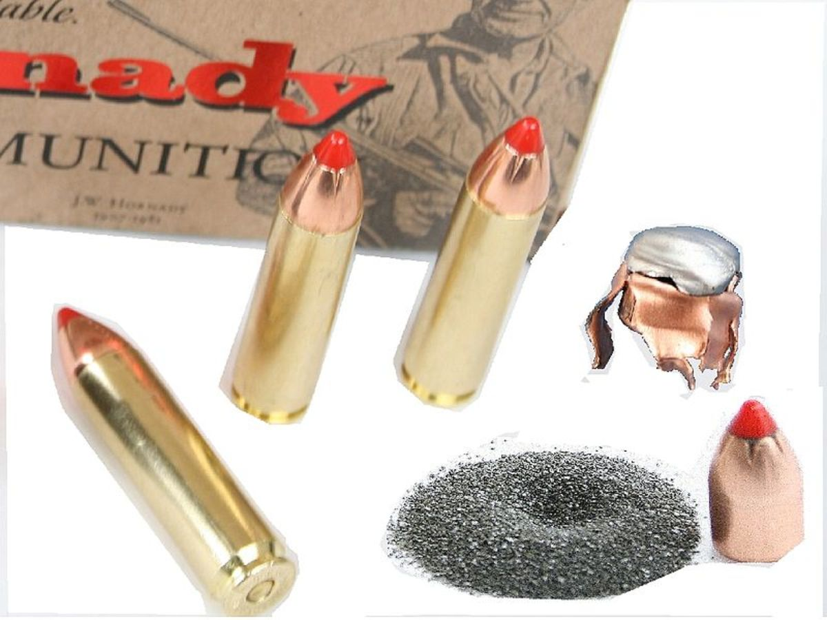 Hornady .450 Bushmaster Cartridges