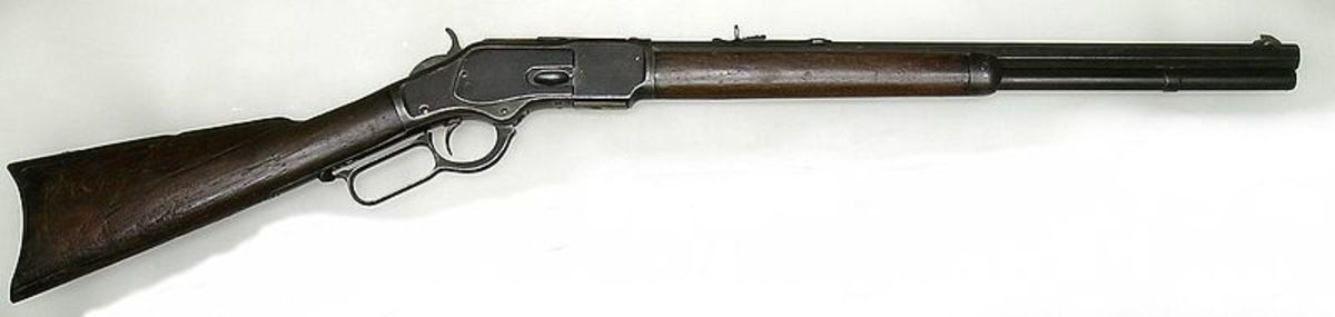 Lever-Action Carbine (Winchester Model 73)