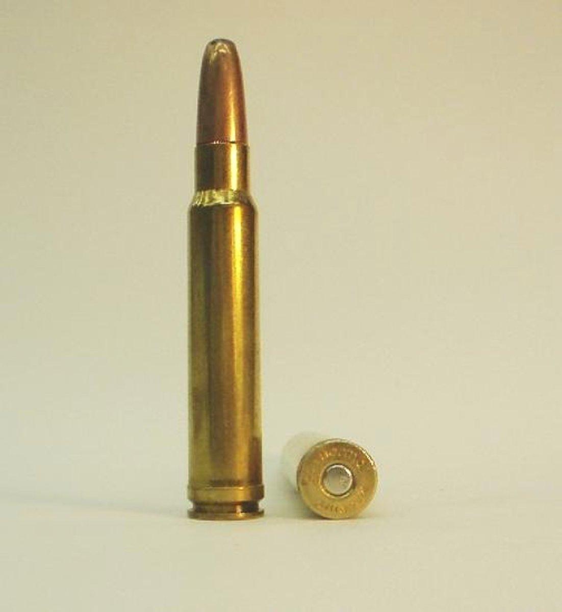 The .358 Norma Magnum