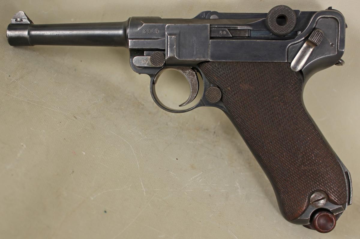 DWM 1916 Luger 9mm