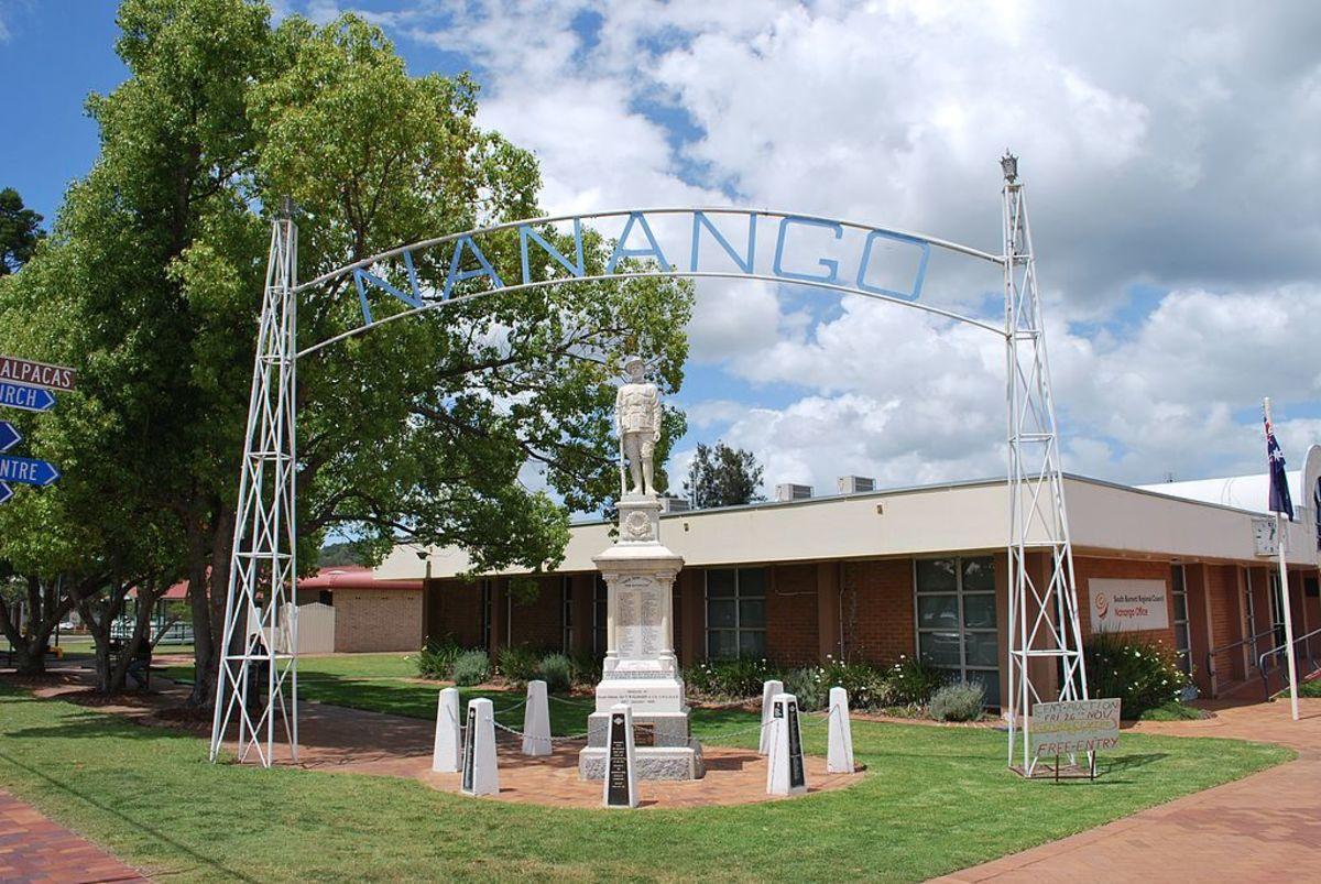 Nanango War Memorial