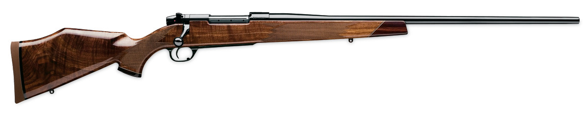 The Weatherby Mark V is the only production rifle which chambers the .338-378 Weatherby Magnum.