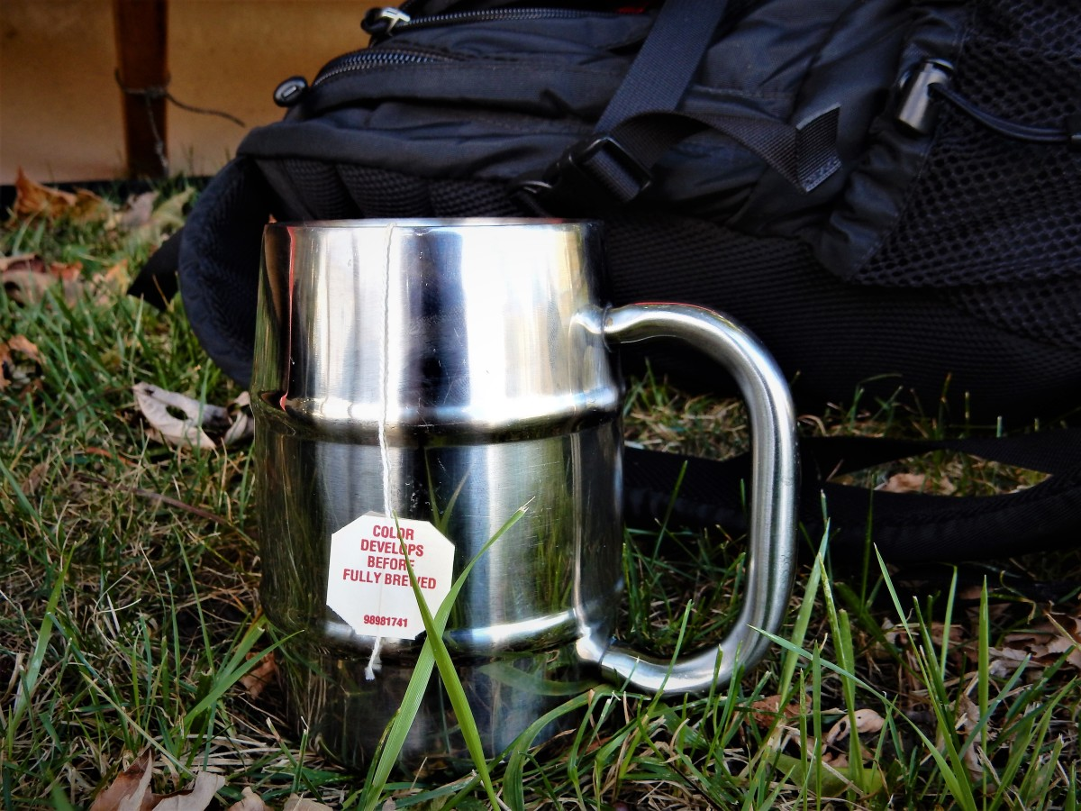 Brewing using coffee bags.