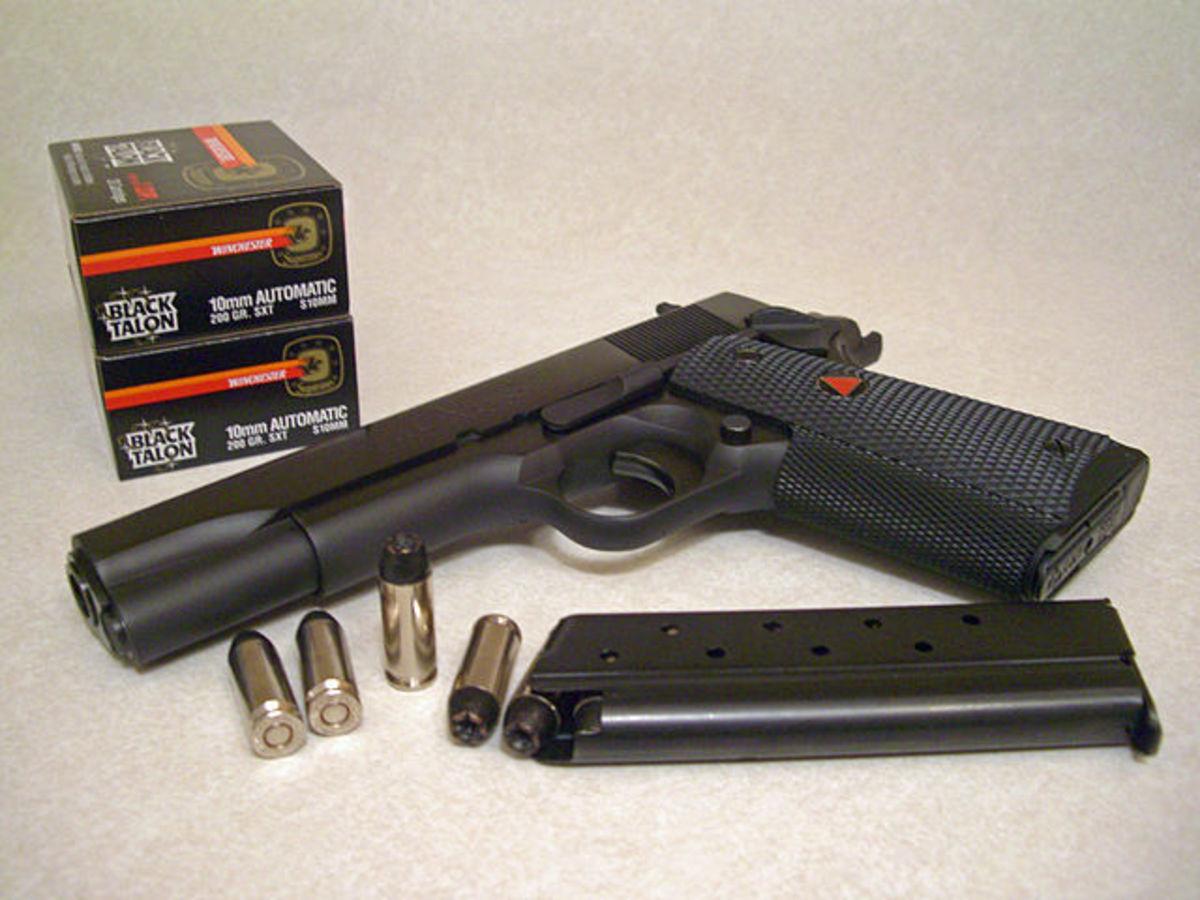 10mm Colt Delta Elite