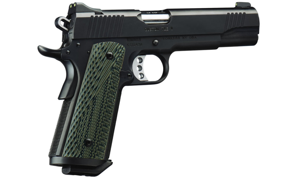 Kimber Custom TLE II (EM)
