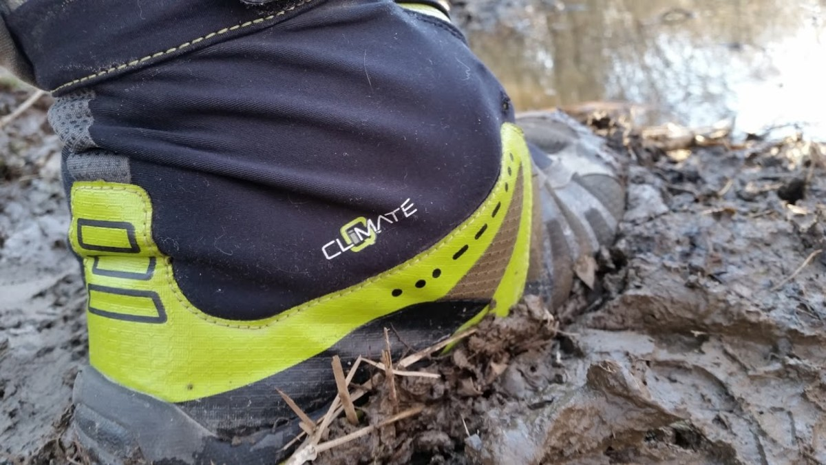 Muddy trail conditions can challenge even the most seasoned hikers.