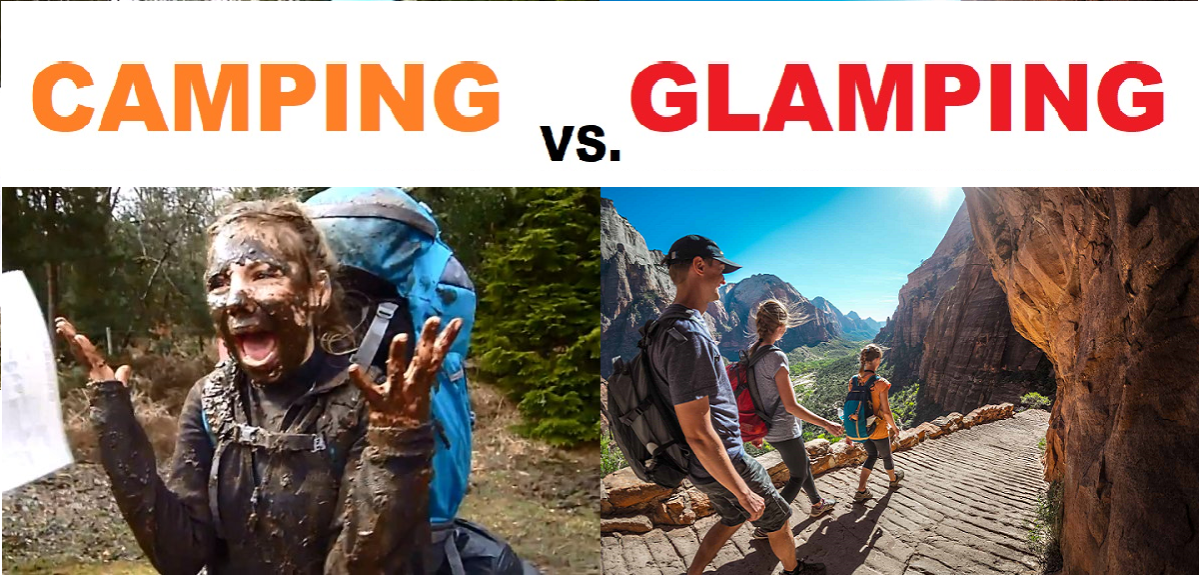 What Is Glamping, and What Sets It Apart From Regular Old