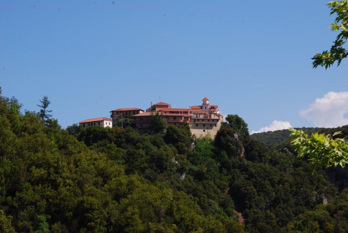 Kernitsa Monastery...