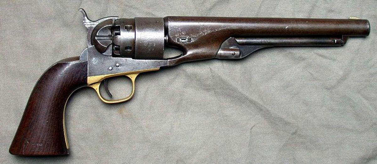 Colt Model 1860 Army