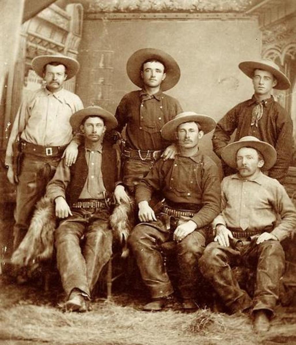19th Century Texas Rangers