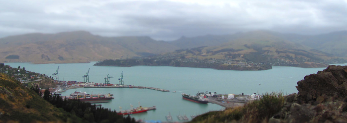 Lyttleton Harbor