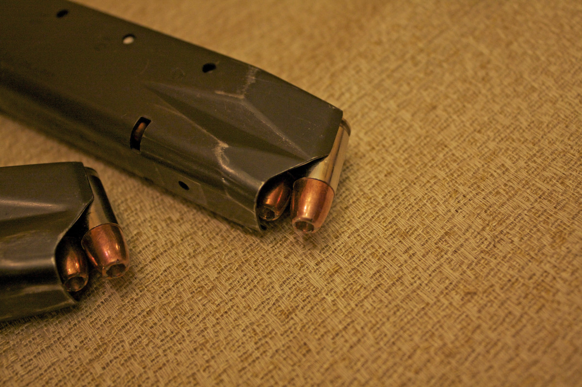 Research shows magazine capacity is just as, if not more, important as caliber in a gunfight.