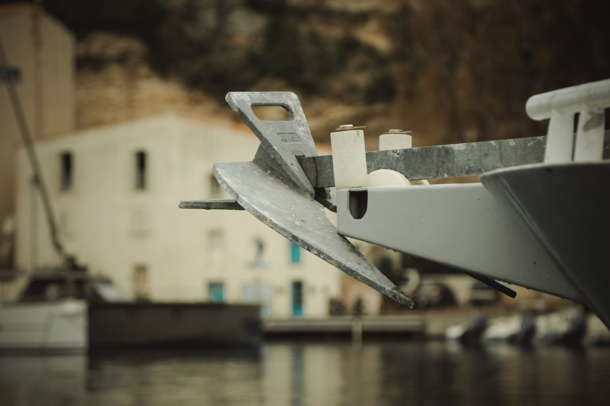 When choosing an anchor for your boat, choose one with the least amount of holding power that will also safely anchor your boat.