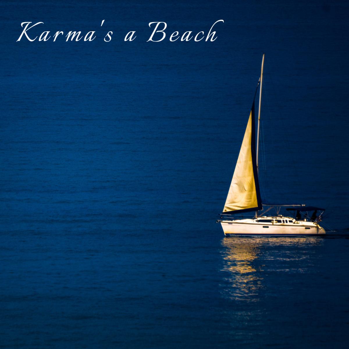 Karma's a Beach