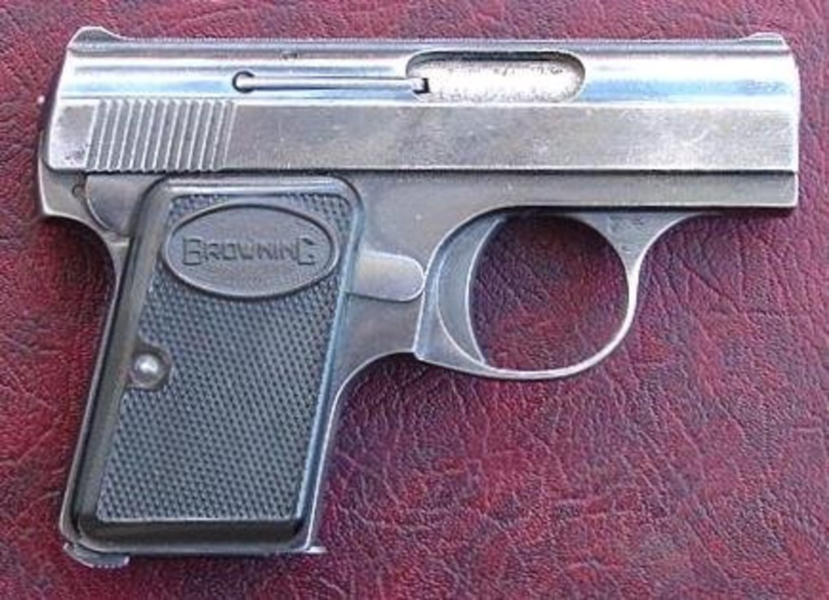 FN Baby Browning.  The .25 ACP's original home.