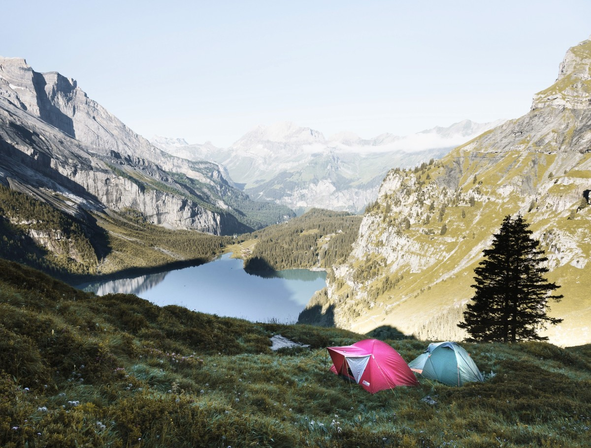 "Camping wild is the purest form of camping you can undertake. But with so few ""wild"" places left in the world, make sure you have permission to camp wherever you decide to pitch up."