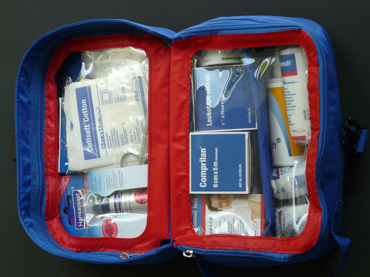 A camping first aid kit doesn't need to have everything, but you should definitely have a kit with you when you hit the trails.
