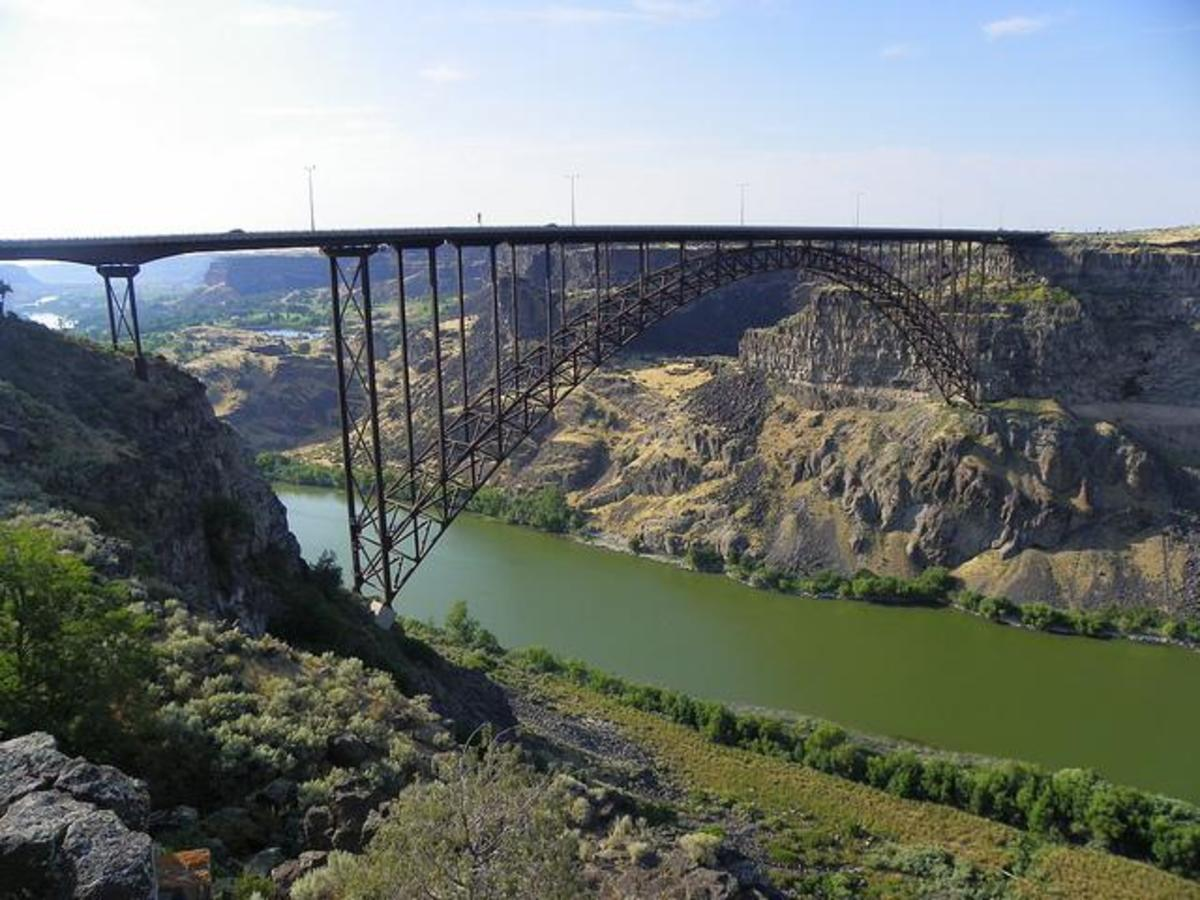Perrine Bridge, ID (USA)