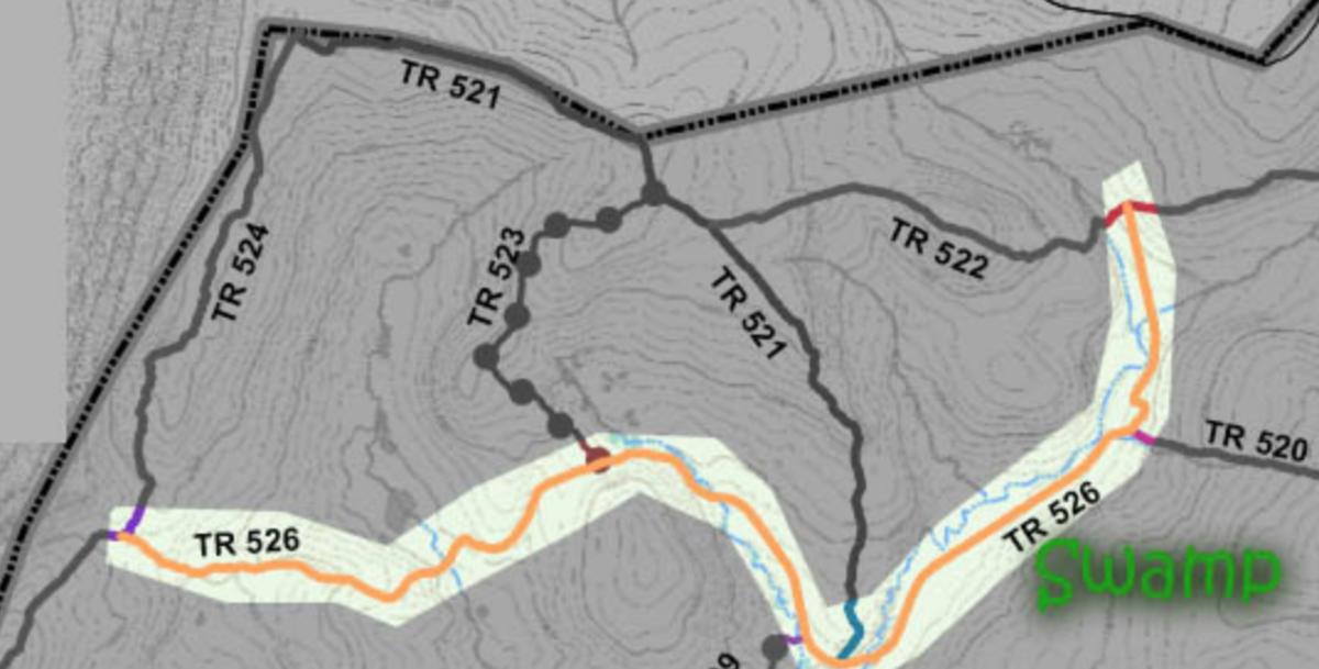 Dobbins Grade Trail